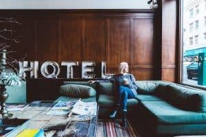 Marketing web hotel