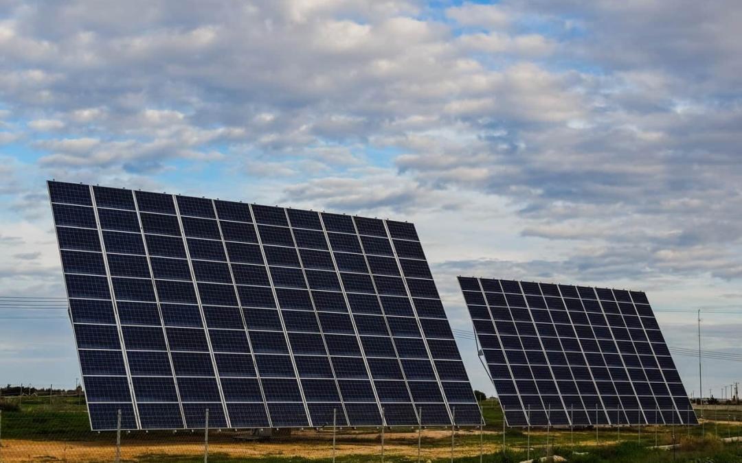 SaskPower Solar Panel