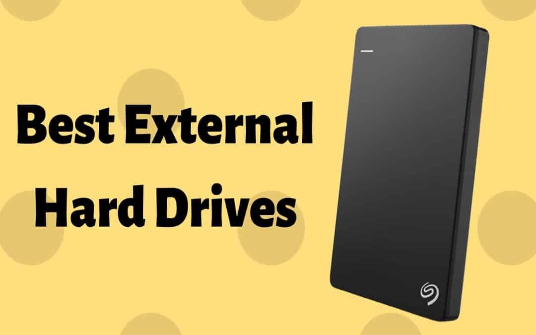 best external hard drives 2021