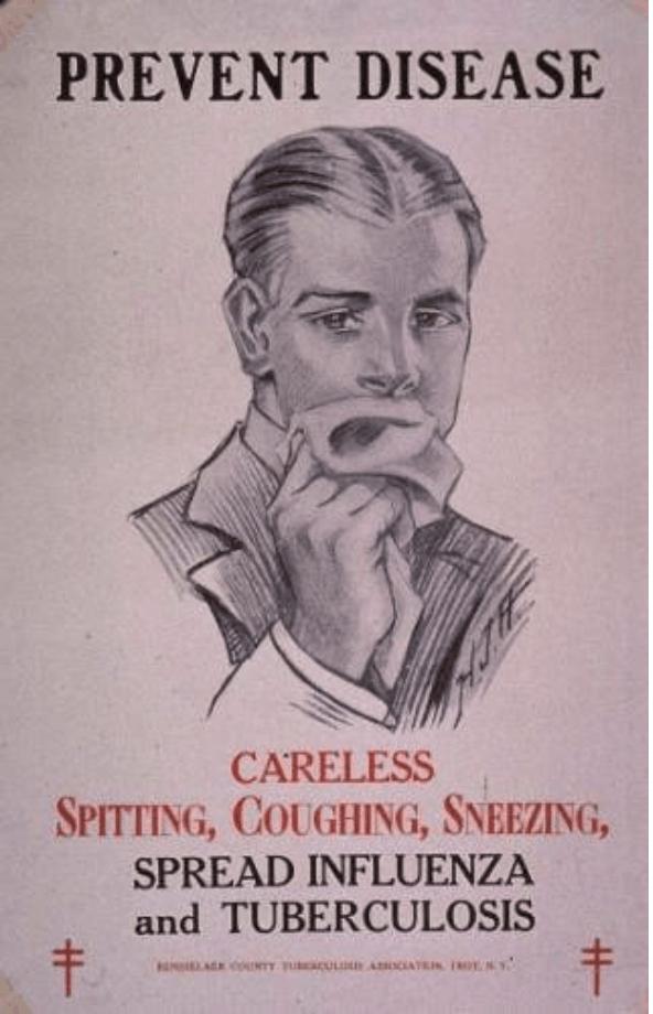 spanish flu awareness