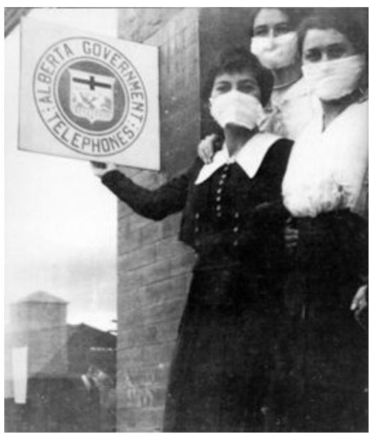 spanish flu in canada