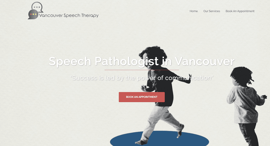 Speech Therapy Vancouver
