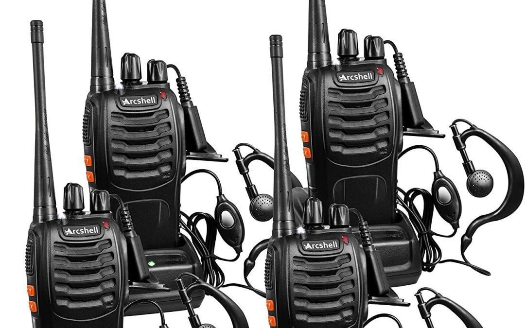 best walkie talkie review