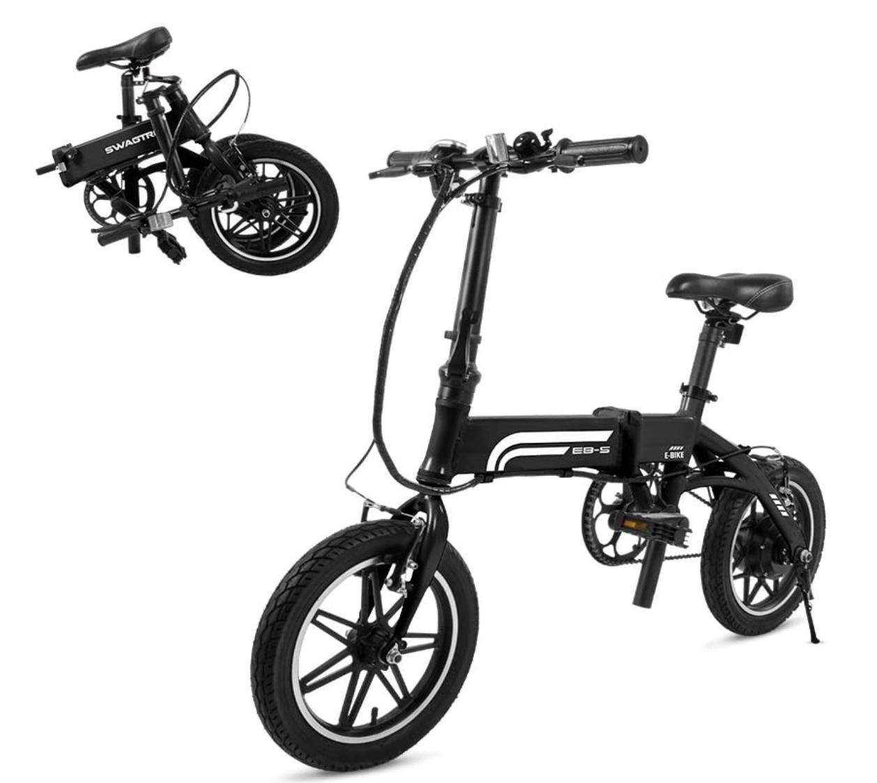 SWAGTRON Swagcycle EB5 Electric Bike