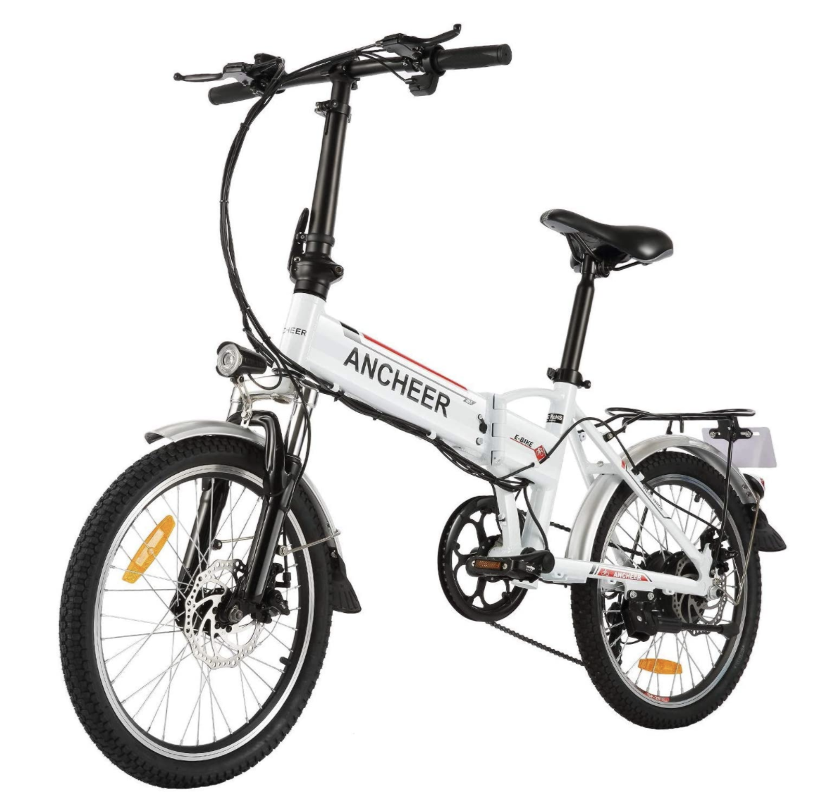 ANCHEER Folding Electric Commuter Electric Bike