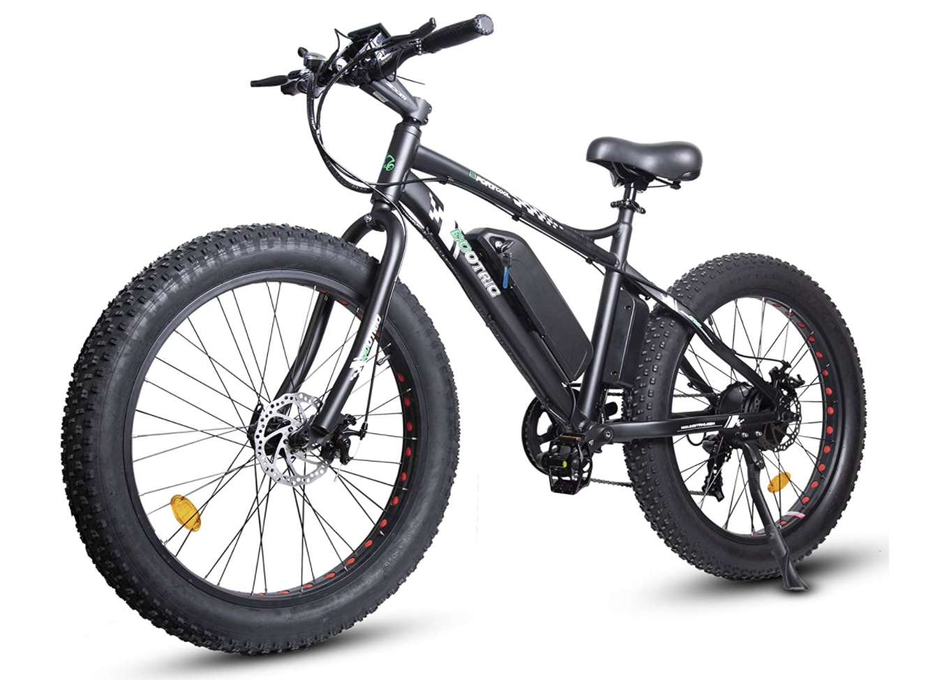 ECOTRIC 26'' Electric Bike