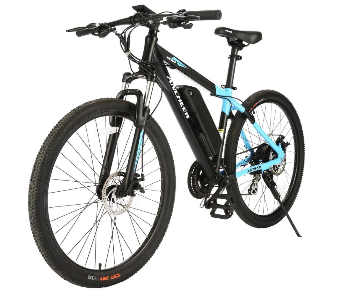 ANCHEER 27.5'' Electric Bike