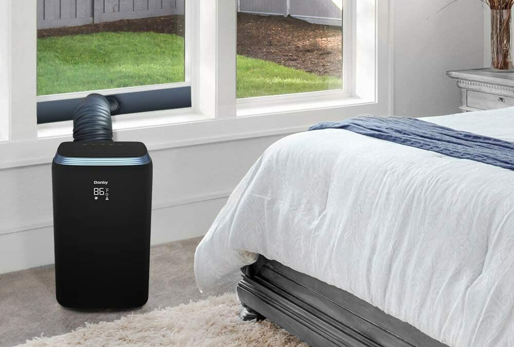 portable air conditioner for your bedroom