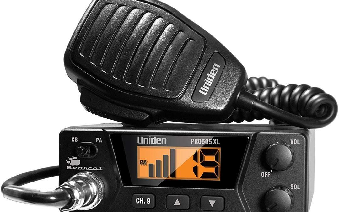 uniden redio vs cobra radio