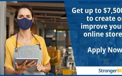 Apply to receive $7,500 for Your Business from BC Govt. (Limited Offer)