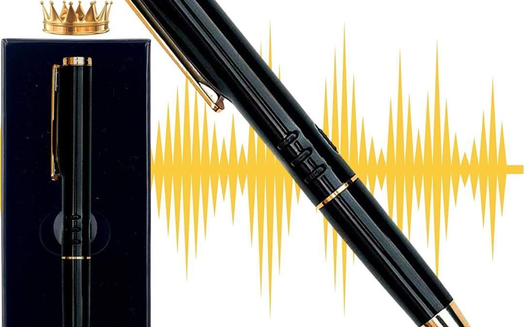 best looking pen voice recorders